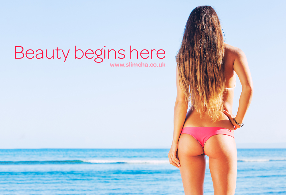 BEAUTY BEGINS HERE